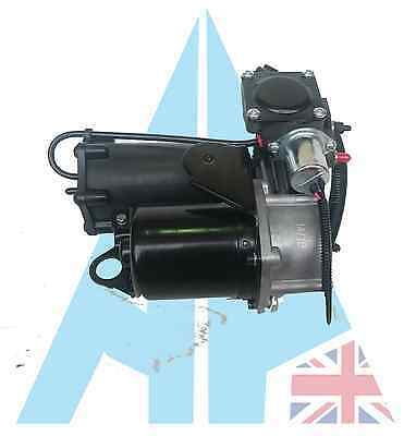 Disco 3 Suspension Compressor Lr023964 Oem Dunlop With Relay !!