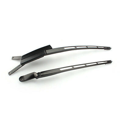 Left & Right High Quality Black Front Windshield Wiper Arm for Audi Q7 2007-14