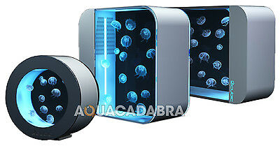 Cubic Orbit / Pulse Jellyfish Aquariums Led Specialist Modern Design Marine Tank