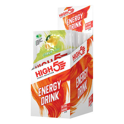 High5 Energy Source (564g Box of 12 sachets or 2.2kg Tub)