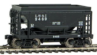 Walthers LS&I 24' Minnesota Taconite Ore Car 4 Pack 910-58064