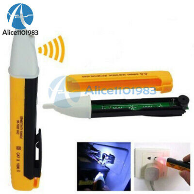 Digital LED AC Electric Power Voltage Tester Volt Pen Detector Sensor 90-1000V