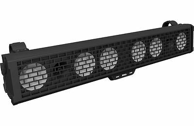 "BOSS Audio 500W 27"" Amplified Bluetooth Sound Bar BRRC27 Jeep ATV Weather Proof"