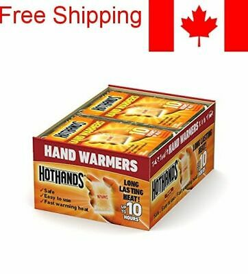 HotHands Hand Warmers (40 pairs) - 80 Pieces