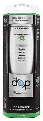 Whirlpool EDR4RXD1 Every Drop Ice & Water Filter #4 UKF8001 4396395 Cartidge 1PK