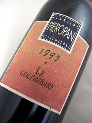 1995 PIEROPAN Le Colombare White Blend 500ml Isle of Wine