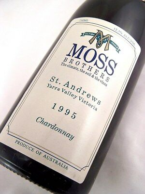 1995 MOSS BROTHERS St Andrews Chardonnay Isle of Wine