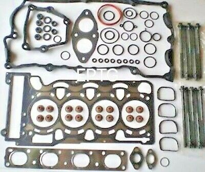 BMW  E46 316ci 316i 316ti 318i 318ti 318ci HEAD GASKET SET BOLTS N40 N42 N46 16V