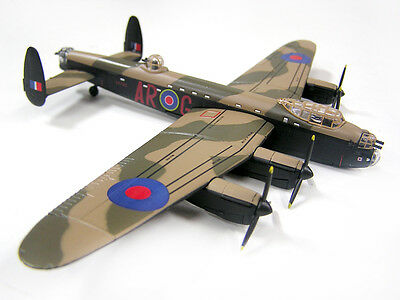 1:150 AVRO LANCASTER G FOR GEORGE DIECAST MODEL RAAF W/Stand