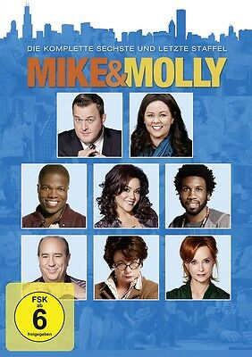 Mike & Molly - Season / Staffel 6 * NEU OVP * 2 DVDs * (and,und)
