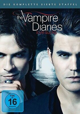 The Vampire Diaries Staffel 7 NEU OVP 5 DVDs