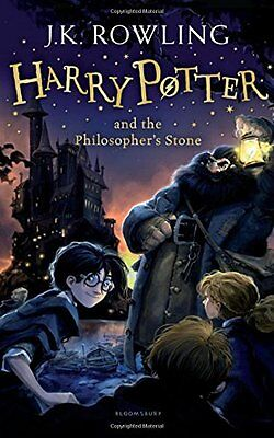 Harry Potter and the Philosopher's Stone (Harry Potter 1/7) - J.K. Rowling (Pape