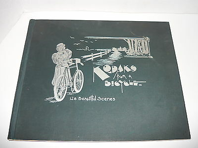 "Kodaks From A Bicycle 128 Beautiful Scenes,pub.for Luxury Chewing Gum Co. ""rare"""