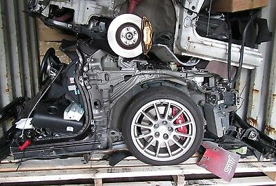 Mitsubishi Evo10 Jdm Cz4A X 1 Unit Half Cut And Parts Fob Japan By Container Yo