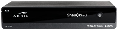 Shaw Direct HDPVR630 Advanced HD satellite PVR MPEG4 receiver HDPVR 630 DSR630