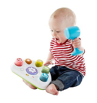 Fisher-Price Tappin Beats Bench