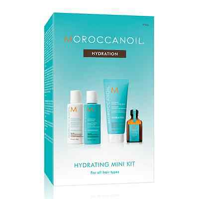 Moroccanoil Hydrating Mini Kit + FAST FREE GUARANTEED DELIVERY