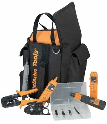 Paladin 4935 Ultimate Data/Voice Pro Kit with Ultimate Tool Bag