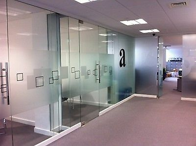 AXIS GLASS PARTITIONING -Optimise you work and living space Easy glass partition