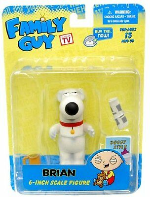 "Family Guy Brian 6"" Action Figure"