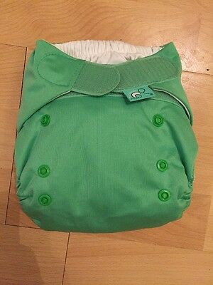 TotsBots Easyfit Nappy (Sweetpea)*Brand New Never Used*