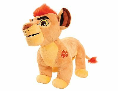 Xmas Christmas Holiday GIFT Just Play Lion Guard Leap N Roar Kion Feature Plush