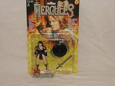 Xena the Warrior Princess action figure Hercules