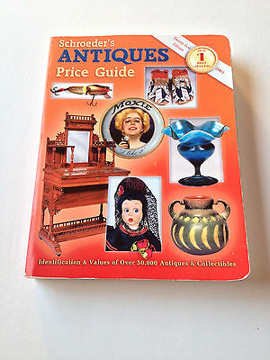 Shroeder's Antiques & Collectibles Price Guide 21st Edition 2003 Identifications