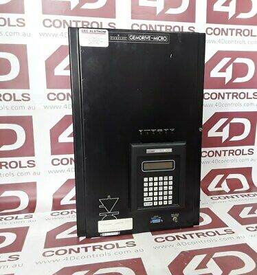 CEGELEC INDUSTRIAL CONTROLS M43-60008 GEMDRIVE-MICRO - Used