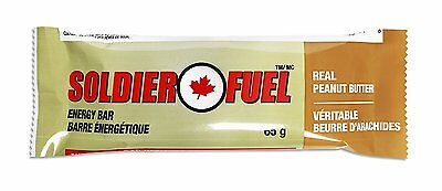 Soldier Fuel - Real Peanut Butter 10pcs Cadet Ration IMP Meal Ready to Eat (MRE)