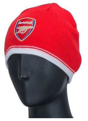 [Puma] Arsenal FC Performance Beanie Football Soccer Winter Sports Red 74644001