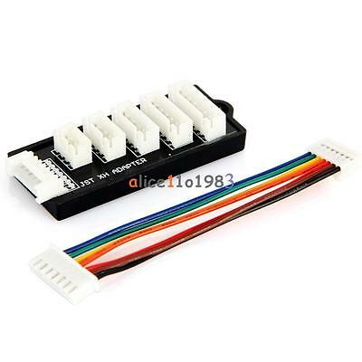 Pro 2S-6S JST HX Adapter Board Balance Charger Expansion For RC Lipo Charging