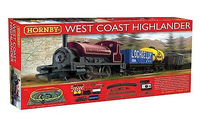 Direct from Hornby - R1157 Hornby West Coast Highlander Train Set