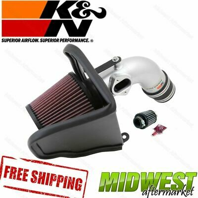 K&N Typhoon Air Intake System Fits 2012-2017 Chevrolet Sonic 1.8L