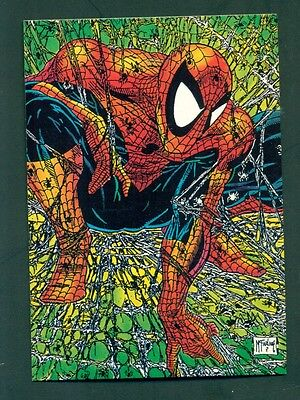 1992 Spider-Man McFarlane Era Marvel Comic Trading Cards Complete Set