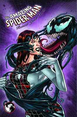 Amazing Spiderman Renew Your Vows 1 Unknown Perkins Color Variant