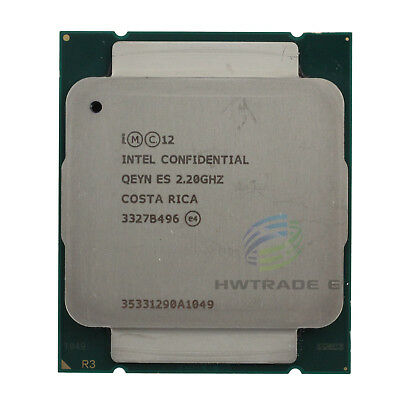 Intel Xeon E5 2650 V3 ES QEYN 2.2GHz 10Core More Similar to 2630v4 Processor CPU