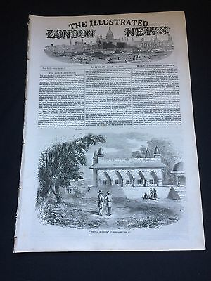 "Original ""The Illustrated London News"" Saturday July 18th 1857 (32 Pages)"