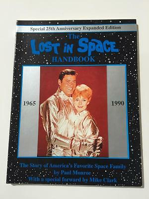 LOST IN SPACE 25th  ANNIVERSARY (1991) EXPANDED EDITION MAGAZINE