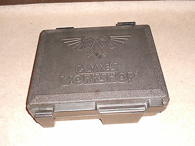 Bundle Games Workshop Case ,warhammer 40,000 40K Codex Chaos Space Marines Army