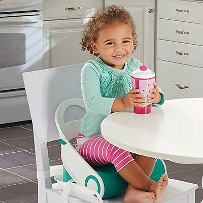Portable Booster Seats Kids Feeding Chair with Tray Folding Removable Travel New