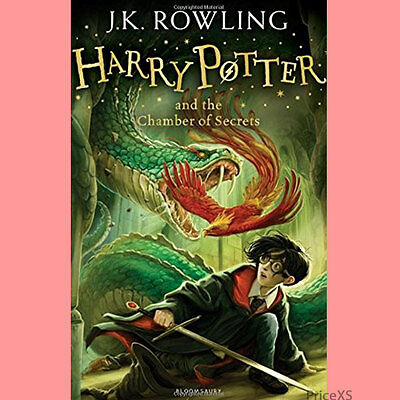 Harry Potter and the Chamber of Secrets (Rowling; Paperbck; Brand NEW) Fast Free