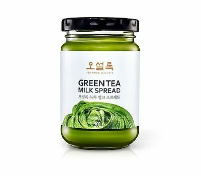 green tea spread