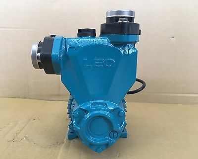 "1"" Self Priming peripheral water pump 4 bar maximum"