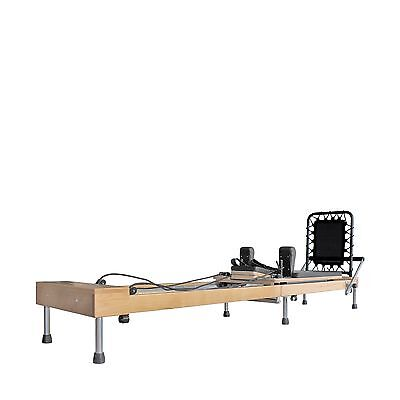 Pilates Reformer Foldable Studio Pro by BBPC Pilates Machine *Fold Away Design