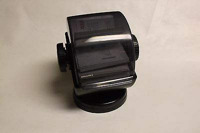 Vintage Rolodex NSW-24C Rotary Swivel Card File with Cards and Dividers USA MADE
