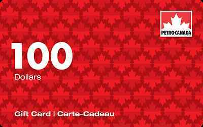 Petro-Canada™ Gift Card - $100 Mail Delivery