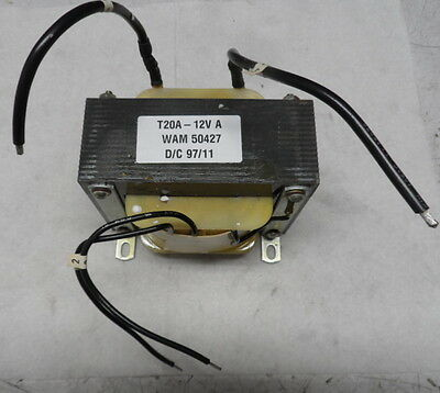 Power  Transformer  120Vac To 14 Vac 12+ Amps Never Installed   Free Shipping