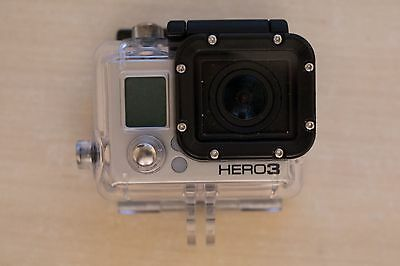 Gopro Hero 3 Black Edition 1080P / 4K Action Camcorder Digital Hd