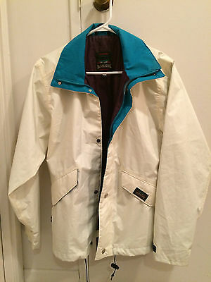 Men's BLACKSTONE GORE TEX Goretex Jacket Coat Size Small